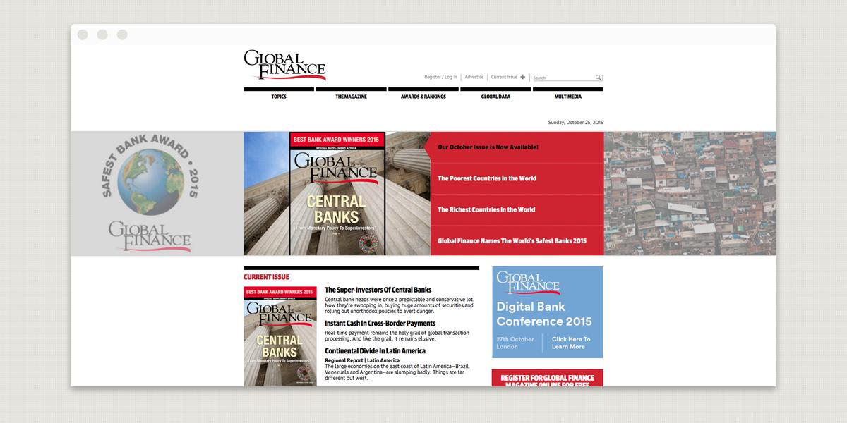 gfmag homepage