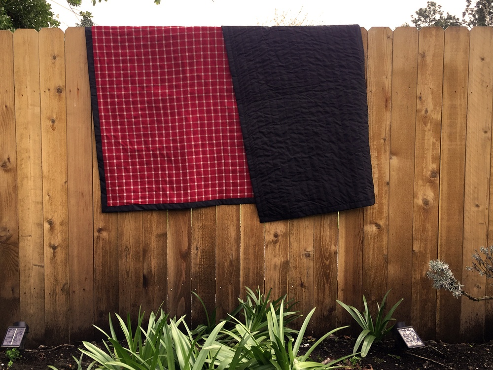 2018 03 10 Picinic Quilt Fence